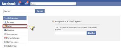 Facebook-seiten-suchen-3